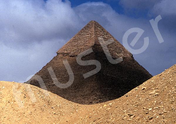 Chephren-Pyramide: Ecke, Bild-Nr. Grßansicht: 31b/32