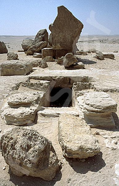 Chephren-Pyramide: Gang, Bild-Nr. Grßansicht: 31a/24