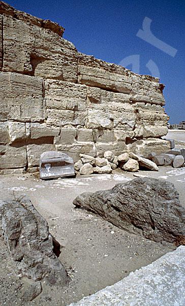 Chephren-Pyramide: Taltempel, Bild-Nr. Grßansicht: 30b/40