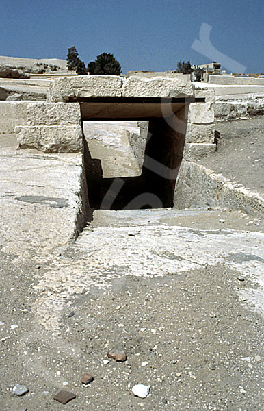 Chephren-Pyramide: Taltempel, Bild-Nr. Grßansicht: 30b/45