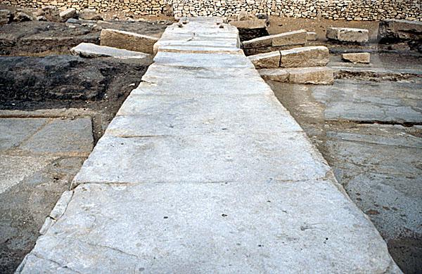 Chephren-Pyramide: Taltempel, Bild-Nr. Grßansicht: 30b/46