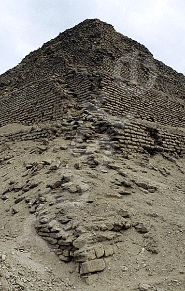 Djoser-Pyramide: Ecke, Bild-Nr. Grßansicht: 200b/12