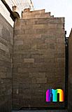 Djoser-Pyramide: Kollonaden- / Eingangshalle, Bild-Nr. 200a/28, Motivjahr: 1998, © fröse multimedia: Frank Fröse