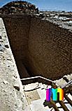 Djoser-Pyramide: Schacht, Bild-Nr. 200a/26, Motivjahr: 1996, © fröse multimedia: Frank Fröse