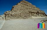 Djoser-Pyramide: Seite, Bild-Nr. 200a/10, Motivjahr: 1996, © fröse multimedia: Frank Fröse