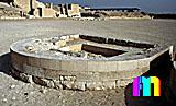 Djoser-Pyramide: Südhof, Bild-Nr. 200a/23, Motivjahr: 1998, © fröse multimedia: Frank Fröse