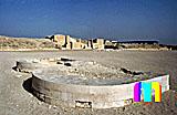 Djoser-Pyramide: Südhof, Bild-Nr. 200a/24, Motivjahr: 1998, © fröse multimedia: Frank Fröse