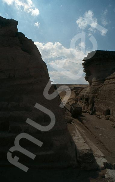 Grab der Chentkaus I.: Ecke, Bild-Nr. Grßansicht: 50a/1