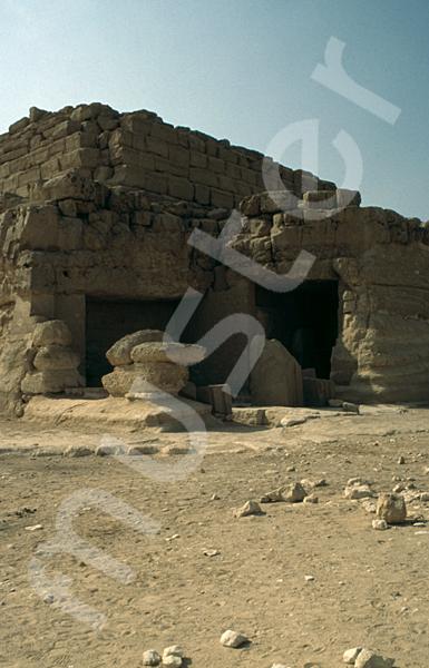 Grab der Chentkaus I.: Ecke, Bild-Nr. Grßansicht: 50a/13