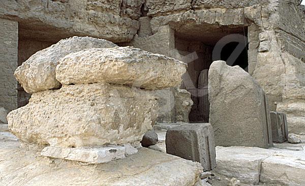 Grab der Chentkaus I.: Ecke, Bild-Nr. Grßansicht: 50a/14