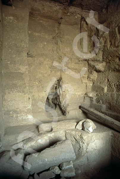 Grab der Chentkaus I.: Gang, Bild-Nr. Grßansicht: 55a/15