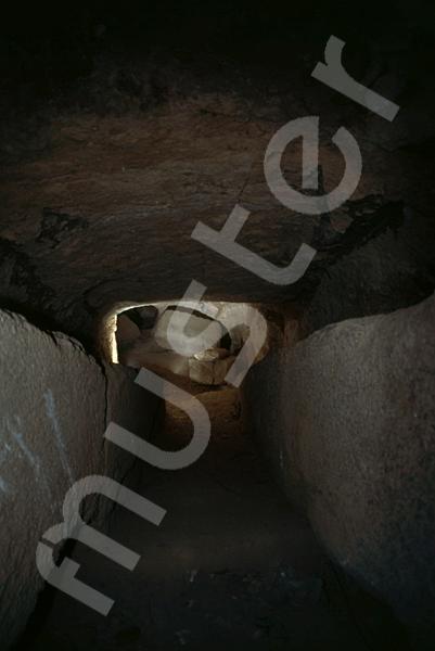Grab der Chentkaus I.: Gang, Bild-Nr. Grßansicht: 55a/17