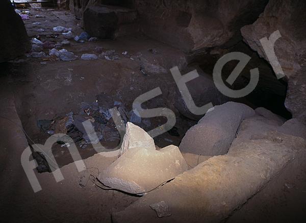 Grab der Chentkaus I.: Gang, Bild-Nr. Grßansicht: 55a/49