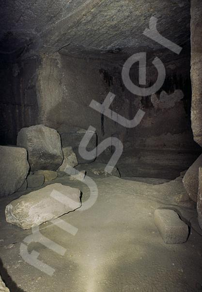 Grab der Chentkaus I.: Gang, Bild-Nr. Grßansicht: 55b/21