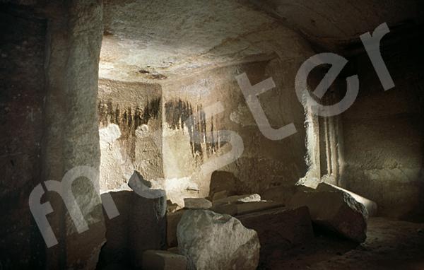 Grab der Chentkaus I.: Grabnische, Bild-Nr. Grßansicht: 55a/40
