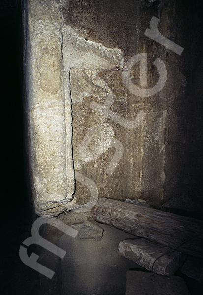 Grab der Chentkaus I.: Grabnische, Bild-Nr. Grßansicht: 55b/11