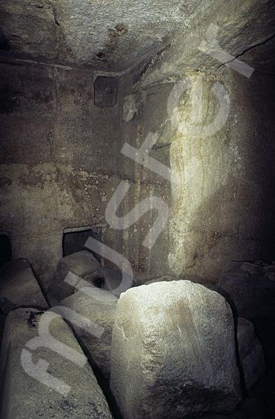 Grab der Chentkaus I.: Grabnische, Bild-Nr. Grßansicht: 55b/12