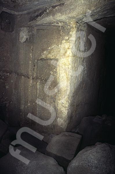 Grab der Chentkaus I.: Grabnische, Bild-Nr. Grßansicht: 55b/14