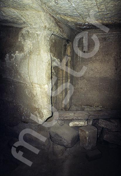 Grab der Chentkaus I.: Grabnische, Bild-Nr. Grßansicht: 55b/7