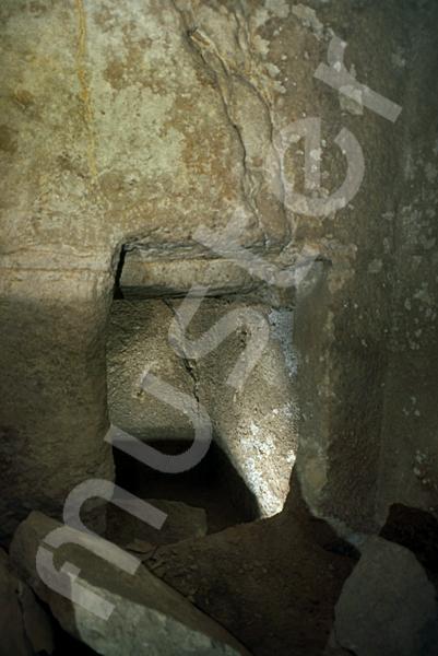 Grab der Chentkaus I.: Nische, Bild-Nr. Grßansicht: 55a/31