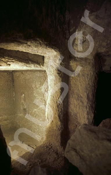 Grab der Chentkaus I.: Nische, Bild-Nr. Grßansicht: 55a/32