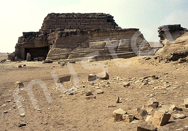 Grab der Chentkaus I.: Seite, Bild-Nr. Grßansicht: 50a/49