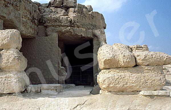 Grab der Chentkaus I.: Vor- / Königinnenkammer, Bild-Nr. Grßansicht: 55a/3