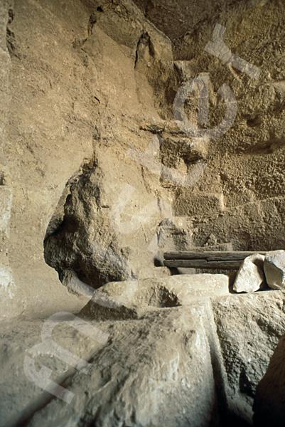 Grab der Chentkaus I.: Vor- / Königinnenkammer, Bild-Nr. Grßansicht: 55a/4