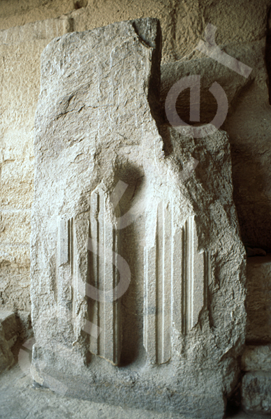 Grab der Chentkaus I.: Vor- / Königinnenkammer, Bild-Nr. Grßansicht: 55a/7