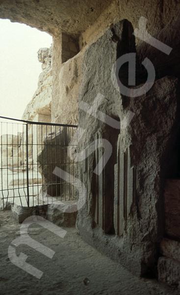 Grab der Chentkaus I.: Vor- / Königinnenkammer, Bild-Nr. Grßansicht: 55a/9