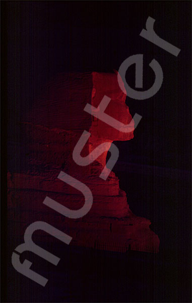 Große Sphinx von Gizeh: Statue, Bild-Nr. Grßansicht: 560a/2