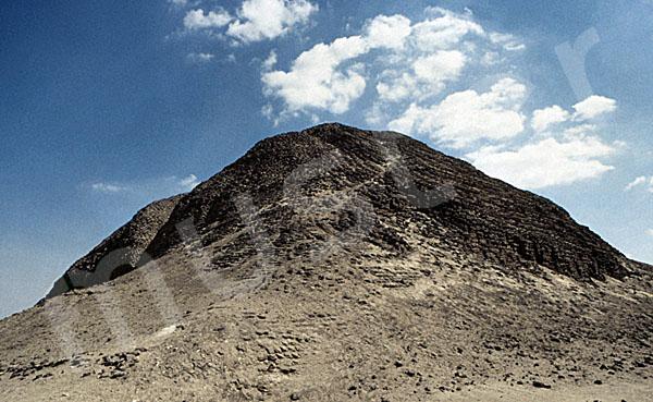 Hauwara-Pyramide: Ecke, Bild-Nr. Grßansicht: 440a/1
