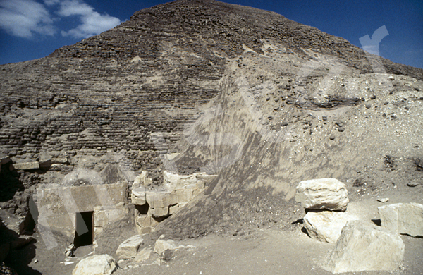 Hauwara-Pyramide: Seite, Bild-Nr. Grßansicht: 440a/2