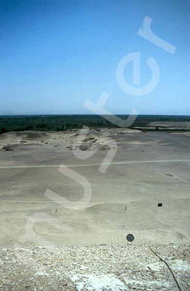 Medum-Pyramide: Blickrichtung Süden, Bild-Nr. Grßansicht: 420a/38