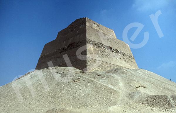 Medum-Pyramide: Ecke, Bild-Nr. Grßansicht: 420a/42