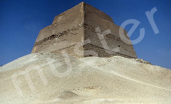 Medum-Pyramide: Ecke, Bild-Nr. Grßansicht: 420a/43
