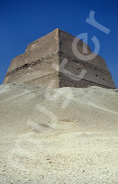 Medum-Pyramide: Ecke, Bild-Nr. Grßansicht: 420a/44