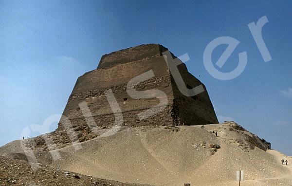 Medum-Pyramide: Ecke, Bild-Nr. Grßansicht: 420a/47