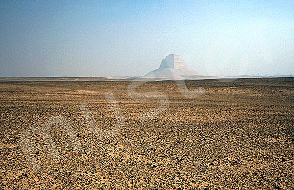 Medum-Pyramide: Ecke, Bild-Nr. Grßansicht: 420b/5