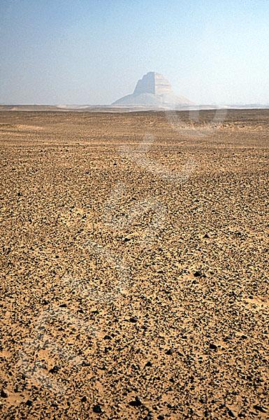 Medum-Pyramide: Ecke, Bild-Nr. Grßansicht: 420b/6