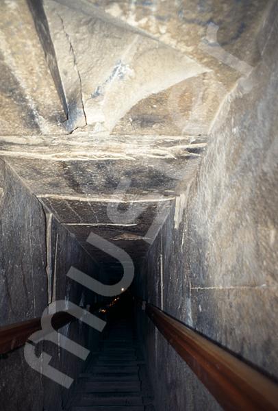 Medum-Pyramide: Gang, Bild-Nr. Grßansicht: 425a/2