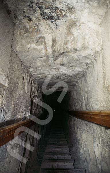 Medum-Pyramide: Gang, Bild-Nr. Grßansicht: 425a/31