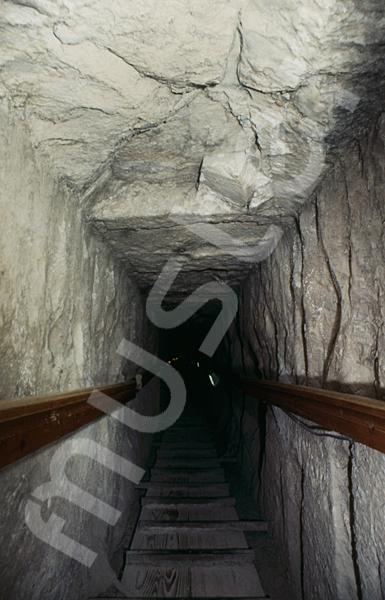 Medum-Pyramide: Gang, Bild-Nr. Grßansicht: 425a/34