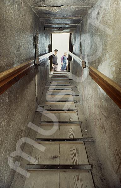 Medum-Pyramide: Gang, Bild-Nr. Grßansicht: 425a/36