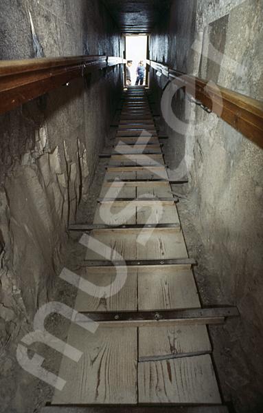 Medum-Pyramide: Gang, Bild-Nr. Grßansicht: 425a/37