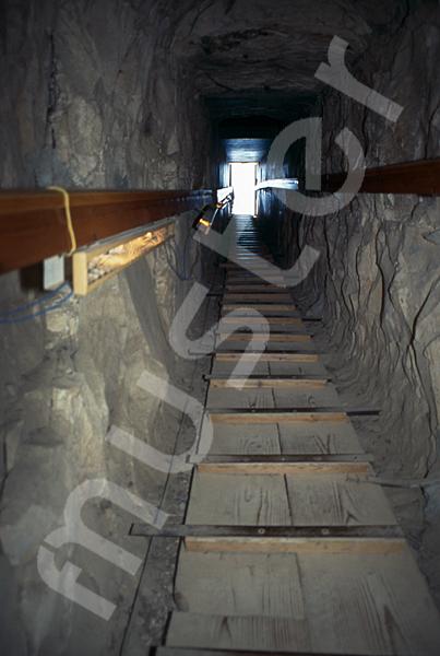 Medum-Pyramide: Gang, Bild-Nr. Grßansicht: 425a/4