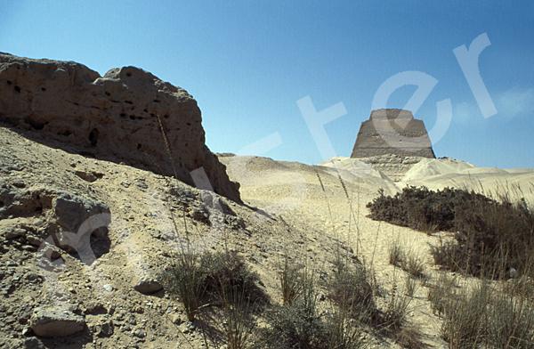 Medum-Pyramide: Torbau, Bild-Nr. Grßansicht: 420a/35