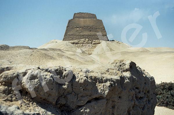 Medum-Pyramide: Torbau, Bild-Nr. Grßansicht: 420a/36