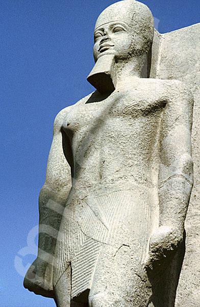 Hauptstadt / Altes Reich: Statue, Bild-Nr. Grßansicht: 580a/2