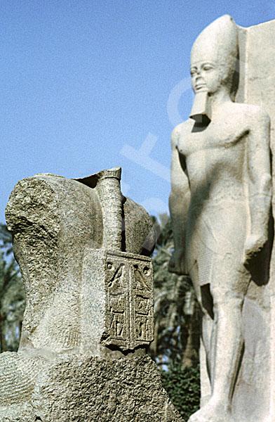 Hauptstadt / Altes Reich: Statue, Bild-Nr. Grßansicht: 580a/3